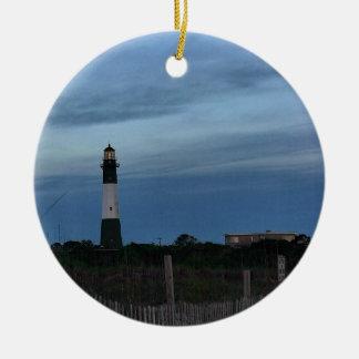 Tybeeの島の灯台のサバンナ、GA セラミックオーナメント