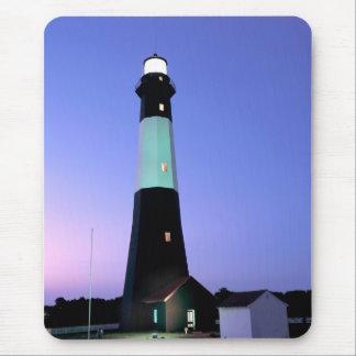 Tybeeの島の灯台 マウスパッド