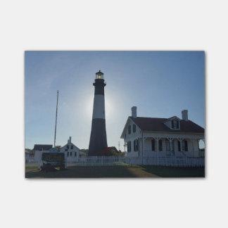 Tybeeの灯台 ポストイット