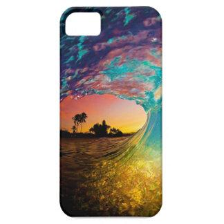 Tyeの染料の裂け目のカール iPhone SE/5/5s ケース