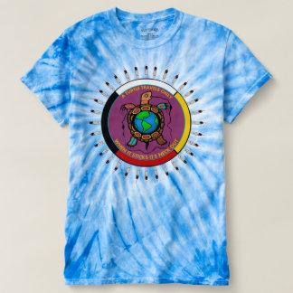 TyeはネイティブアメリカンのTシャツを染めました Tシャツ