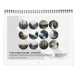 Tylerの森林Hauser: 時 カレンダー