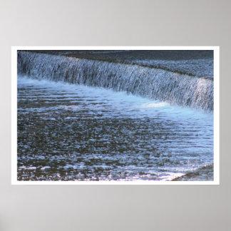 Tyler公園のダム ポスター