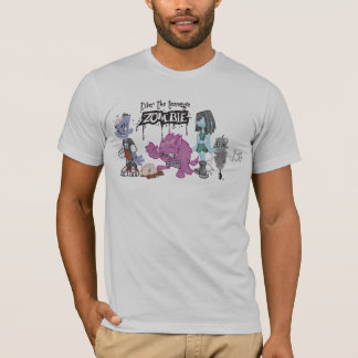 Tyler十代のゾンビ Tシャツ