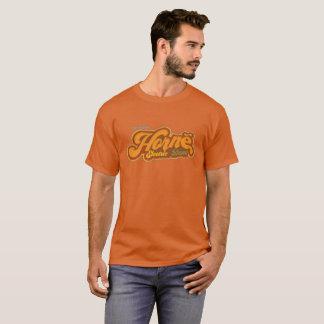 Tyler Blanton Horneの電気バンド Tシャツ