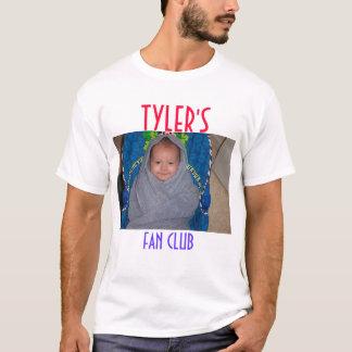 TYLER EICKのファン・クラブ Tシャツ