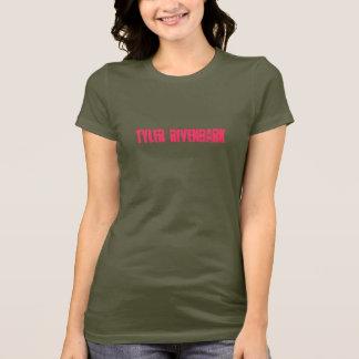 Tyler Rivenbark Tシャツ