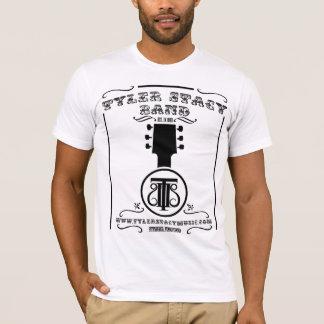 Tyler Stacyのギターのラベル Tシャツ