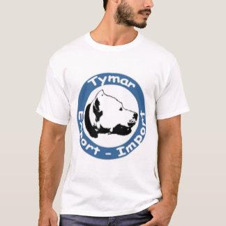 Tymarのロゴ Tシャツ
