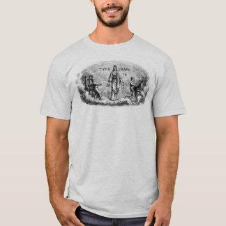 Typographia -グラフィック・デザインの女神 tシャツ