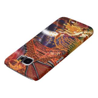 Tyrの銀河系S6の箱の召喚 Samsung Galaxy S6 ケース