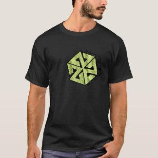 Tyrel Thornton著AV7 Blockprint Tシャツ
