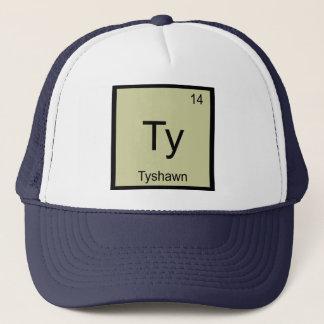 Tyshawn一流化学要素の周期表 キャップ