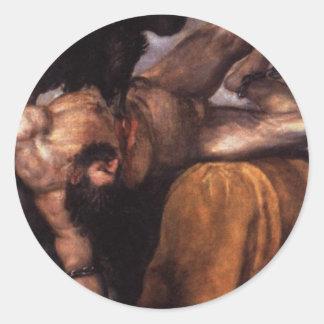 Tythusの罰 ラウンドシール