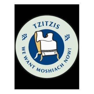 Tzitzis ポストカード