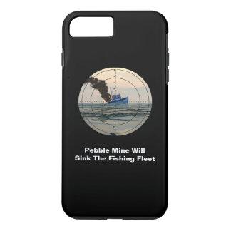 U-29 -停止小石鉱山 iPhone 8 PLUS/7 PLUSケース