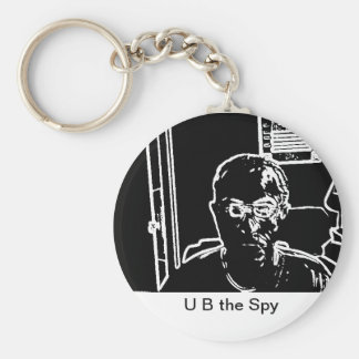 U B Keychainスパイ キーホルダー