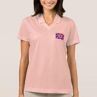 U.K. 旗 ポロシャツ
