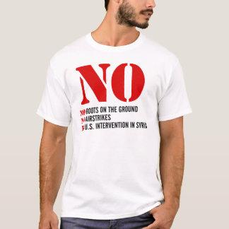 U.S. シリアの介在 Tシャツ