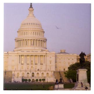 U.S. 国会議事堂、Washington D.C. (地区の タイル