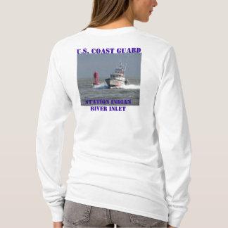 U.S. 沿岸警備隊、妻 Tシャツ