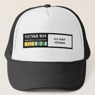 U.S. 海軍ベトナム戦争の退役軍人 キャップ