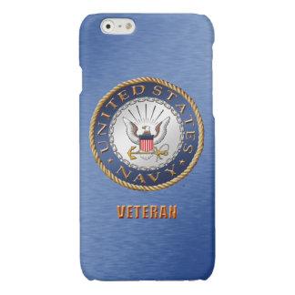 U.S. 海軍退役軍人のiPhoneのケース