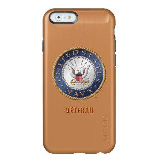 U.S. 海軍退役軍人のiPhoneの場合 Incipio Feather Shine iPhone 6ケース
