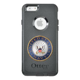 U.S. 海軍退役軍人のiPhone及びSamsungのオッターボックスのケース オッターボックスiPhone 6/6sケース