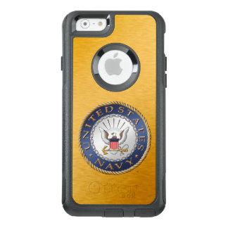 U.S. 海軍退役軍人のiPhone及びSamsung オッターボックスiPhone 6/6sケース