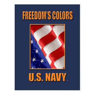 U.S. 海軍郵便はがき ポストカード
