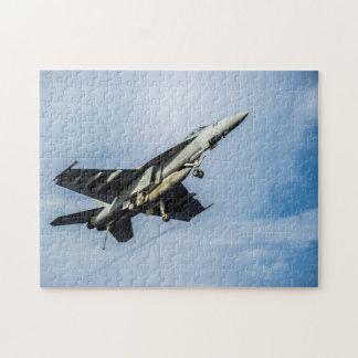 U.S. 海軍F/A-18Eによってすごいスズメバチ ジグソーパズル