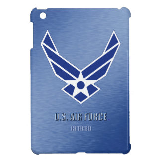 U.S. 空軍退職したで堅い貝のiPad Miniケース iPad Miniカバー