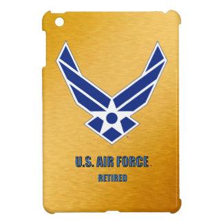 U.S. 空軍退職したで堅い貝のiPad Miniケース iPad Miniケース