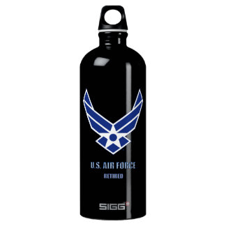 U.S. 空軍退職したなSIGG水差し ウォーターボトル