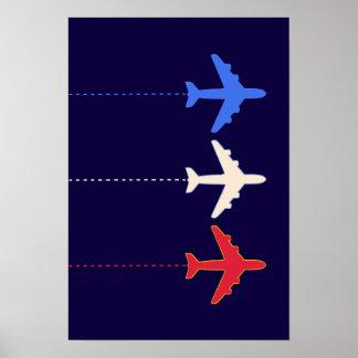 u.s. 航空 ポスター