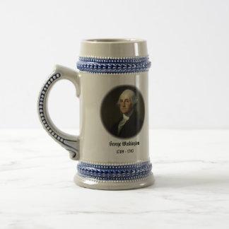 U.S.A. 第1大統領(収集できるマグ) ビールジョッキ