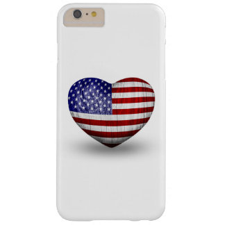 U.S.A. iPhoneの場合 Barely There iPhone 6 Plus ケース