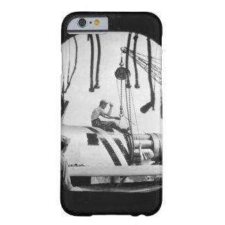 U.S_Warのイメージの航空機整備の乗組員 Barely There iPhone 6 ケース