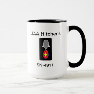 UAA Hitchensのマグ マグカップ