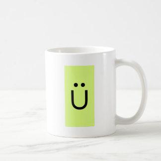 überのスマイルプロダクト コーヒーマグカップ