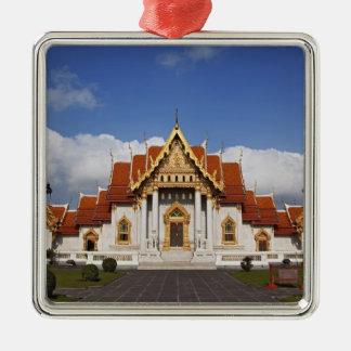 Ubosotホールか馬蝿の幼虫、Wat Benchamabophit、バンコク、 メタルオーナメント