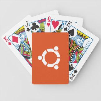 Ubuntuのトランプ バイスクルトランプ