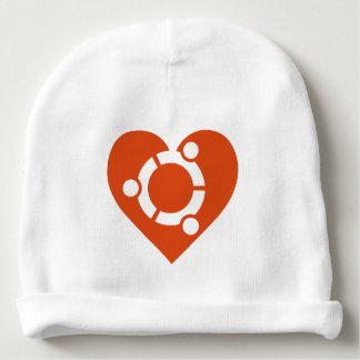 Ubuntuのベビーの帽子 ベビービーニー