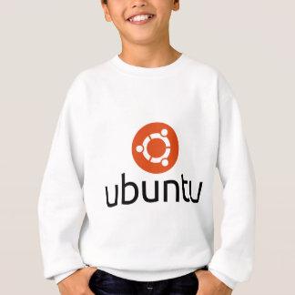 Ubuntuのロゴ スウェットシャツ