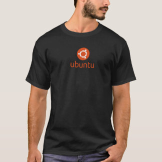 UbuntuのTシャツ Tシャツ