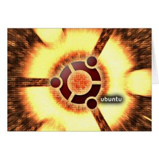 Ubuntu カード