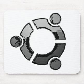 Ubuntu (クロム) マウスパッド
