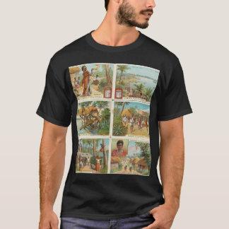 UCEのSamoanスタンプT Tシャツ