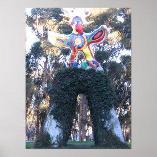 UCSD太陽神 ポスター